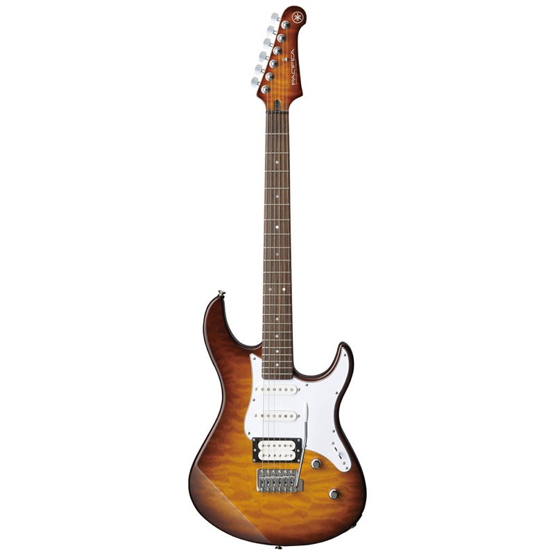 YAMAHA PACIFICA212VQM TBS エレキギター