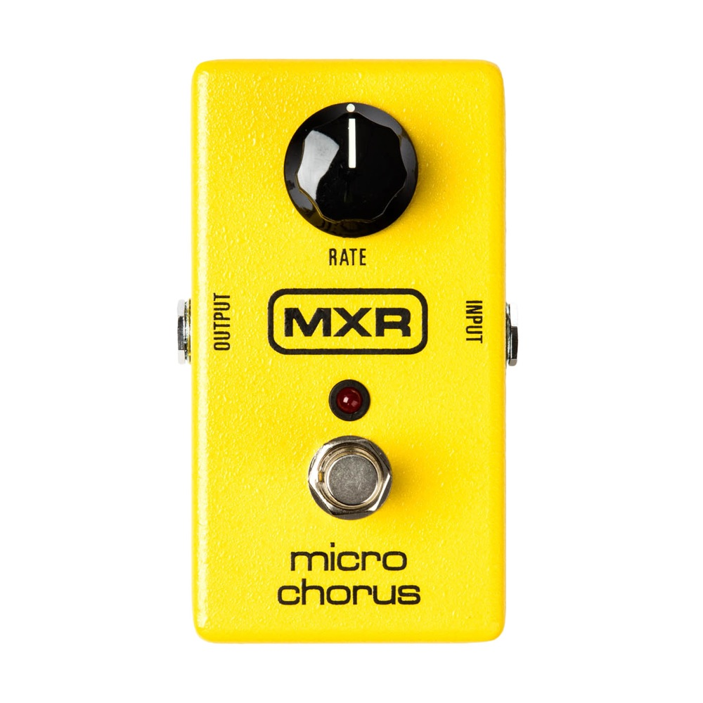 MXR M-148 MICRO CHORUS ギターエフェクター