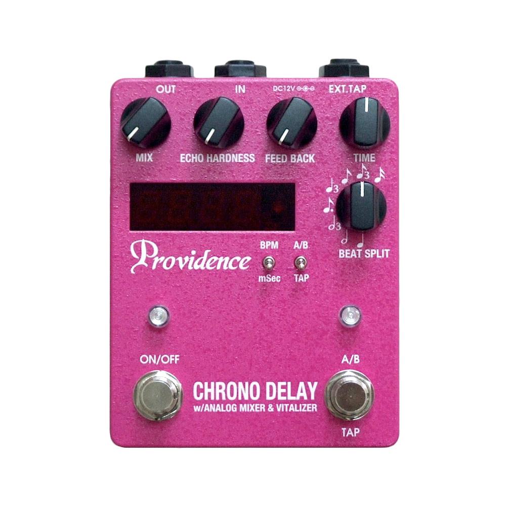 Providence DLY-4 CHRONO DELAY ギターエフェクター