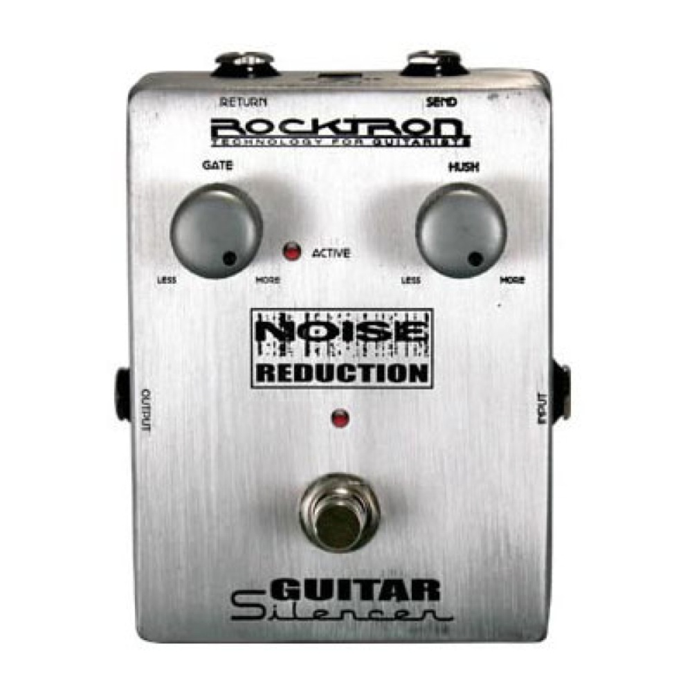 ROCKTRON Guitar Silencer NOISE REDUCTION ノイズリダクション