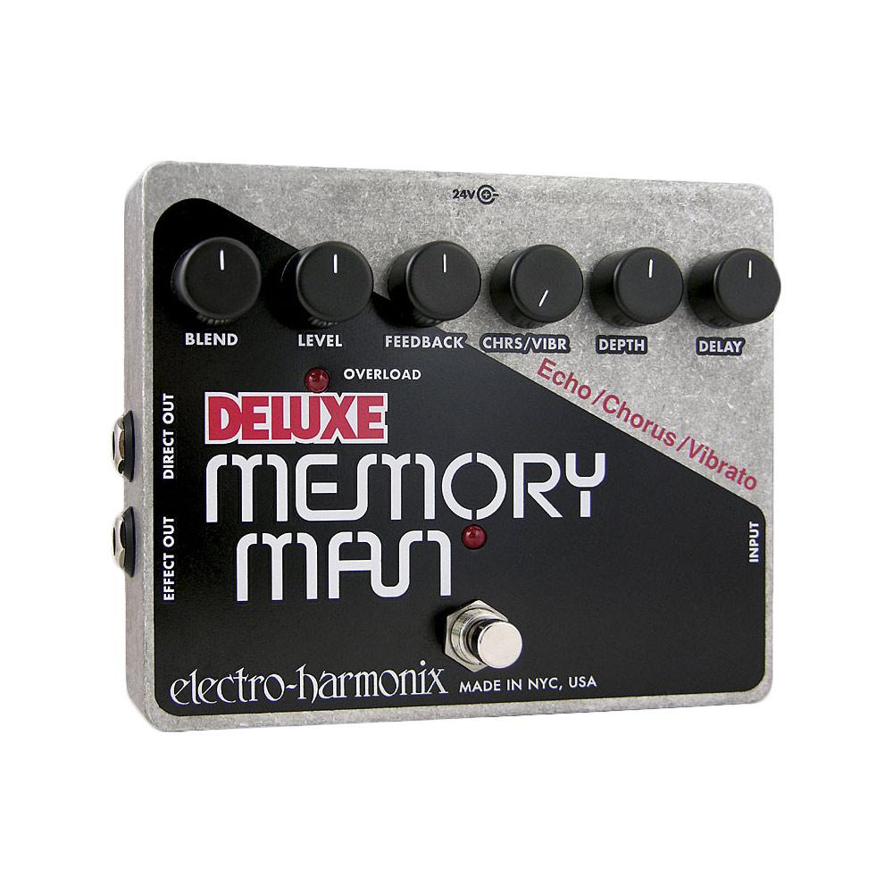ELECTRO-HARMONIX Deluxe Memory Man アナログディレイ