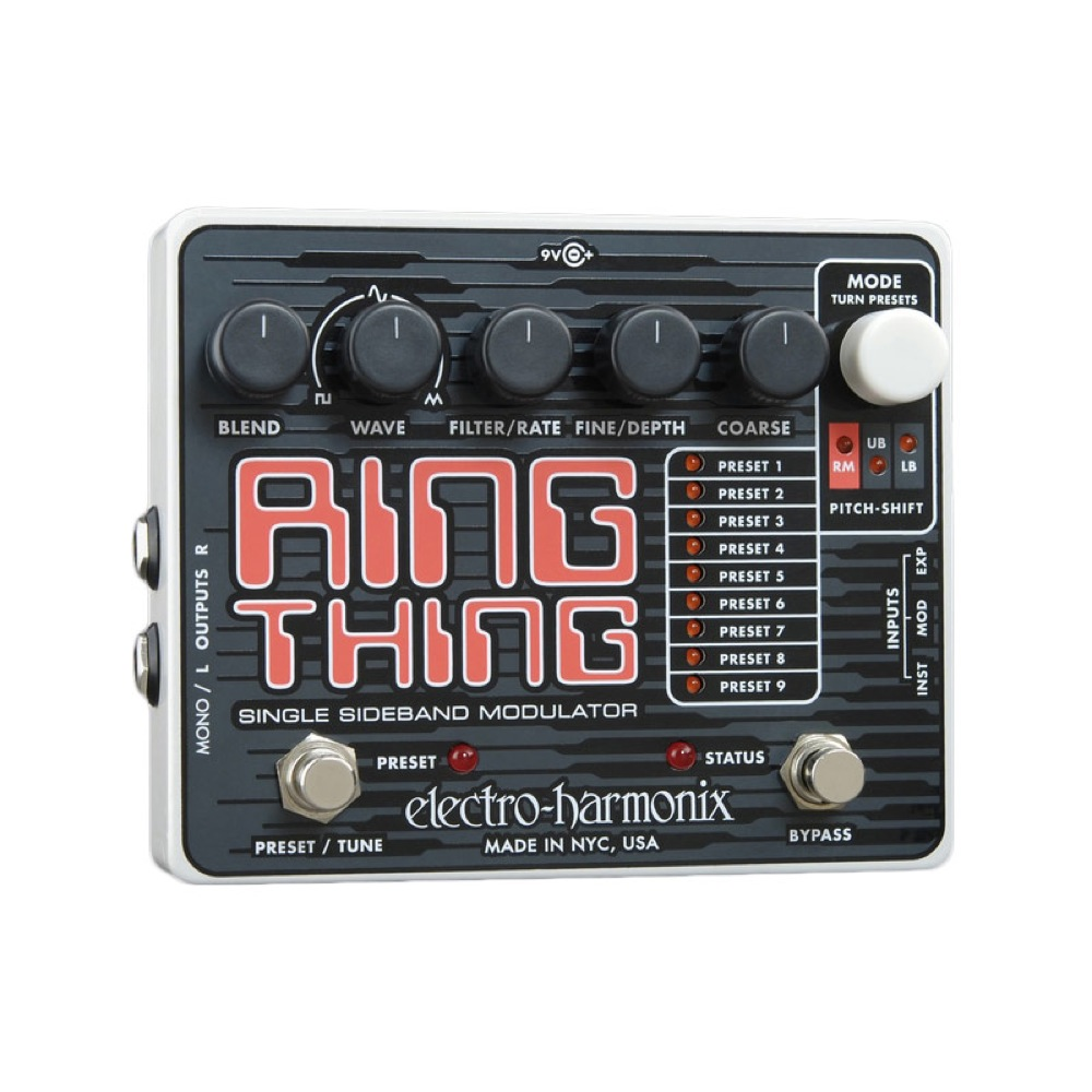ELECTRO-HARMONIX Ring Thing リングモジュレーター