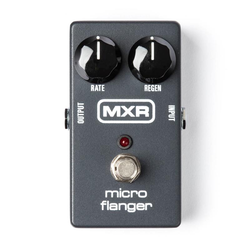 MXR M-152 MICRO FLANGER ギターエフェクター