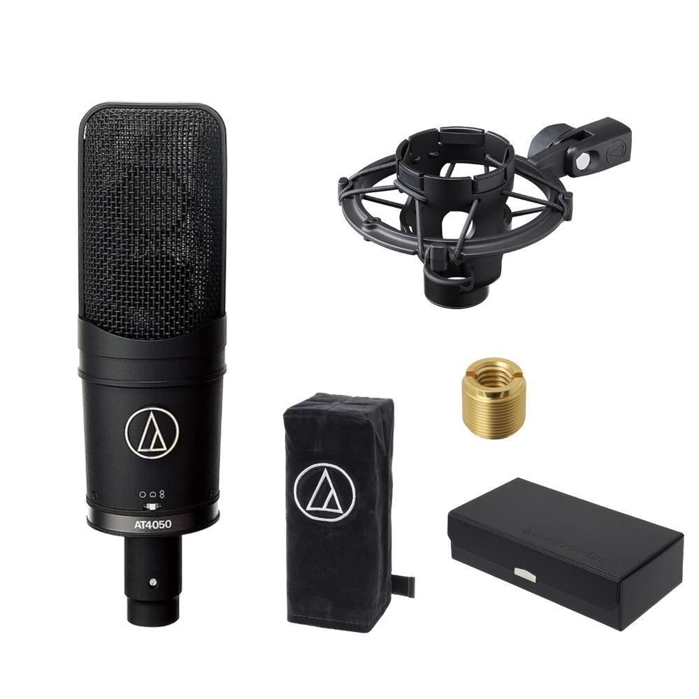 AUDIO-TECHNICA AT4050 コンデンサーマイク