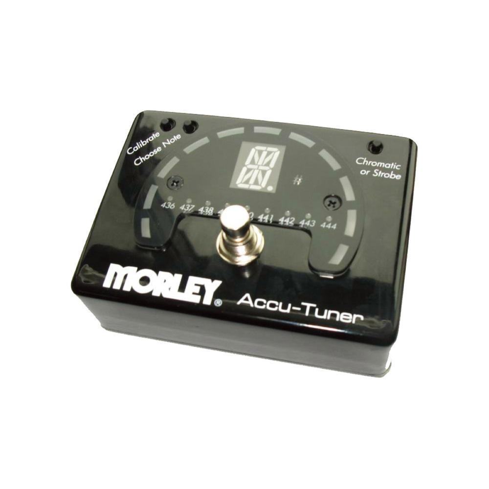 MORLEY AC-1 Accu-Tuner ペダルチューナー