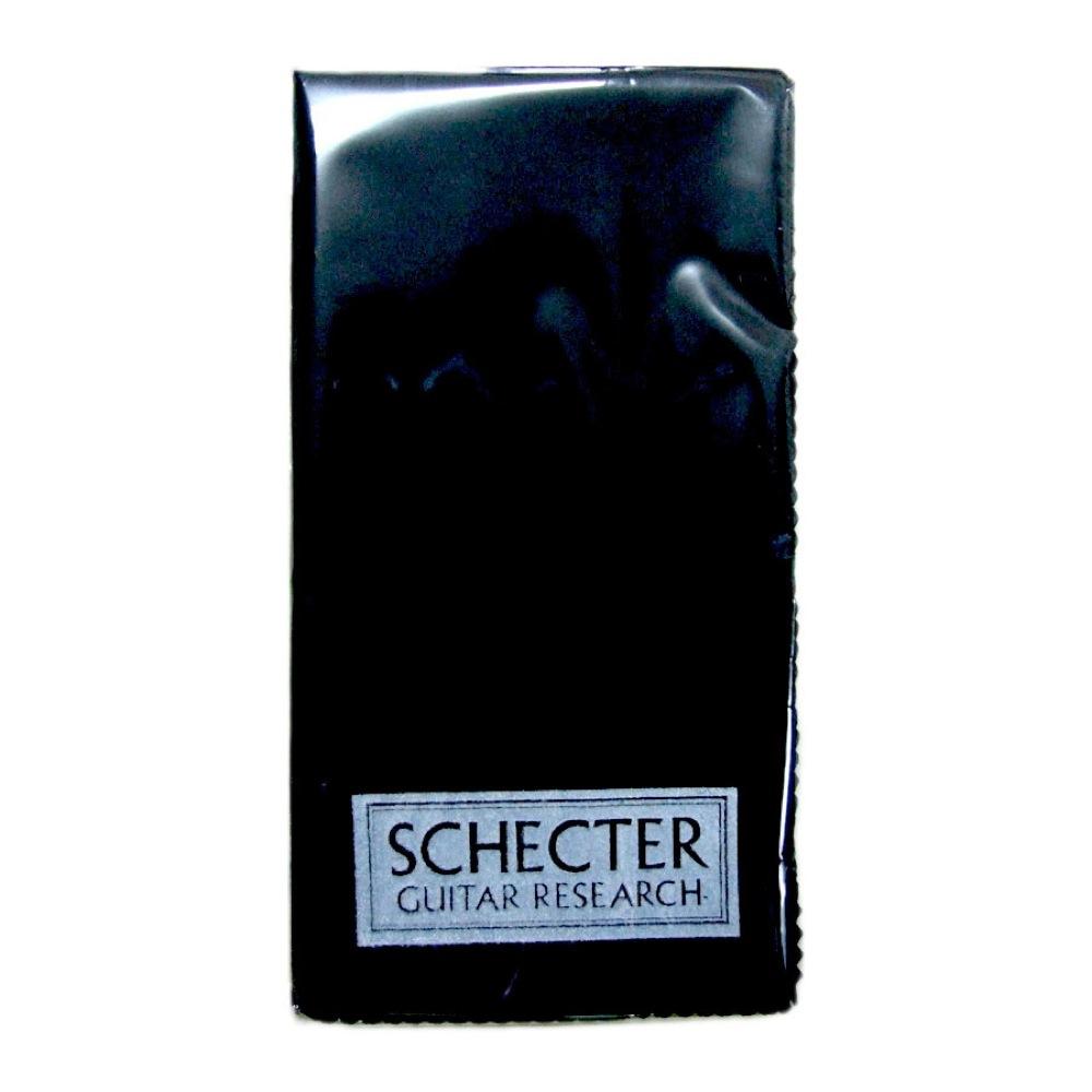 シェクター 楽器用 <セール&特集> 蔵 ギタークロス SCHECTER S-CL-7 BK CLOTH