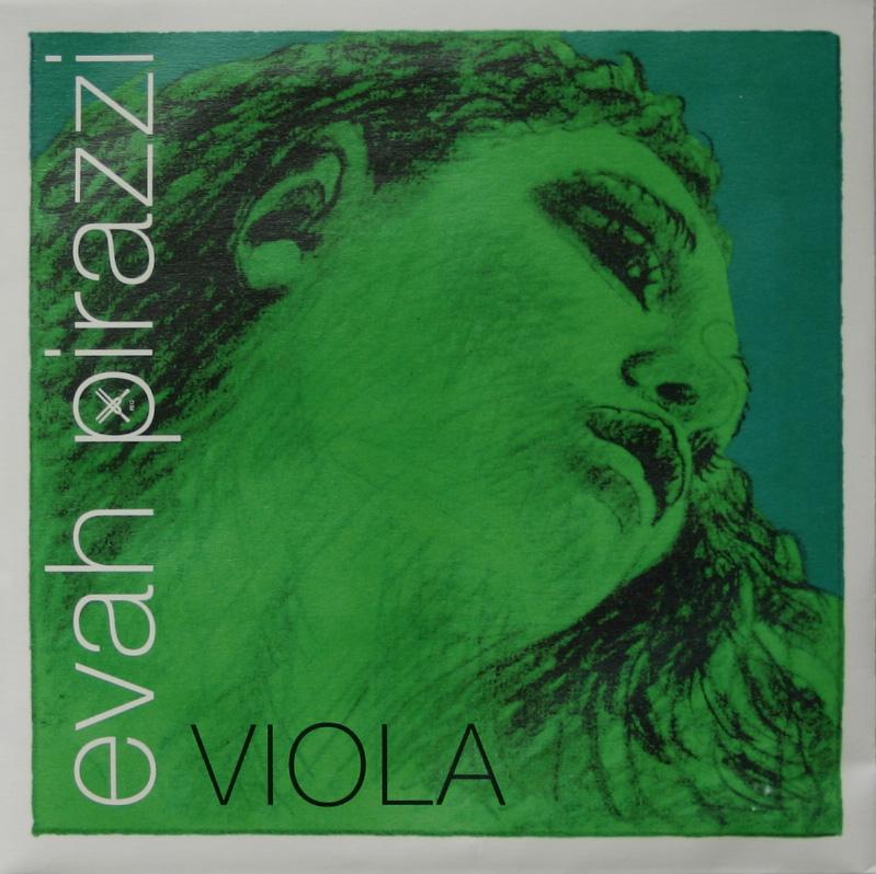 PIRASTRO Viola Evah Pirazzi 429421 C線 タングステンシルバー ヴィオラ弦