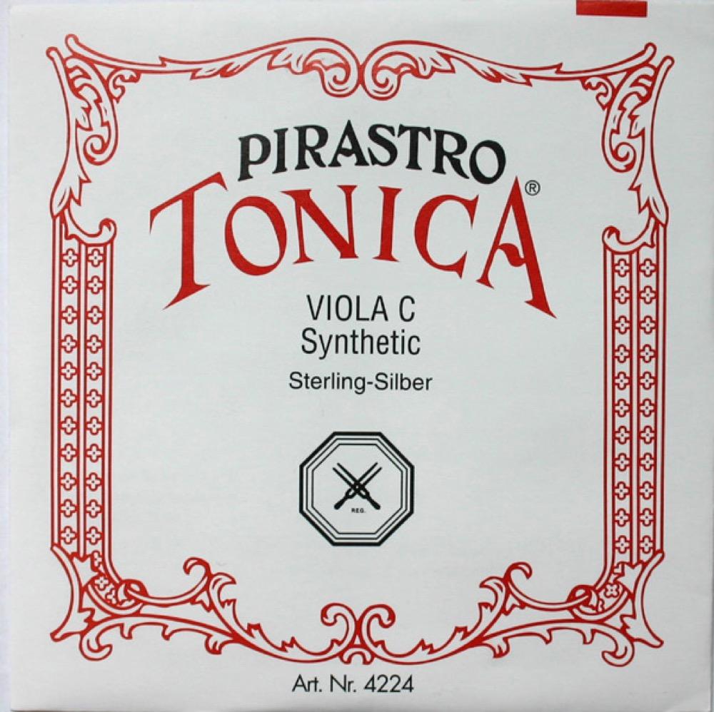 PIRASTRO Viola TONICA 422421 C線 シルバー ヴィオラ弦