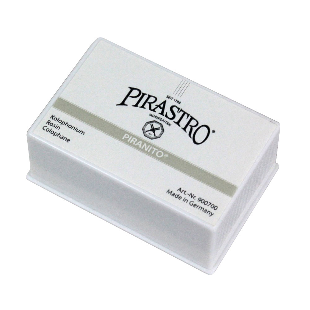 ピラストロ 弦楽器用松脂 ロジン ピラニート 分数弦楽器にも最適 お得なキャンペーンを実施中 <セール&特集> PIRANITO 松脂 PIRASTRO 900700