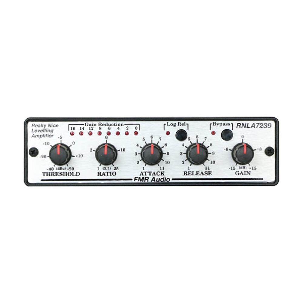 FMR AUDIO RNLA7239 ステレオ アナログ・リミッター / コンプレッサー