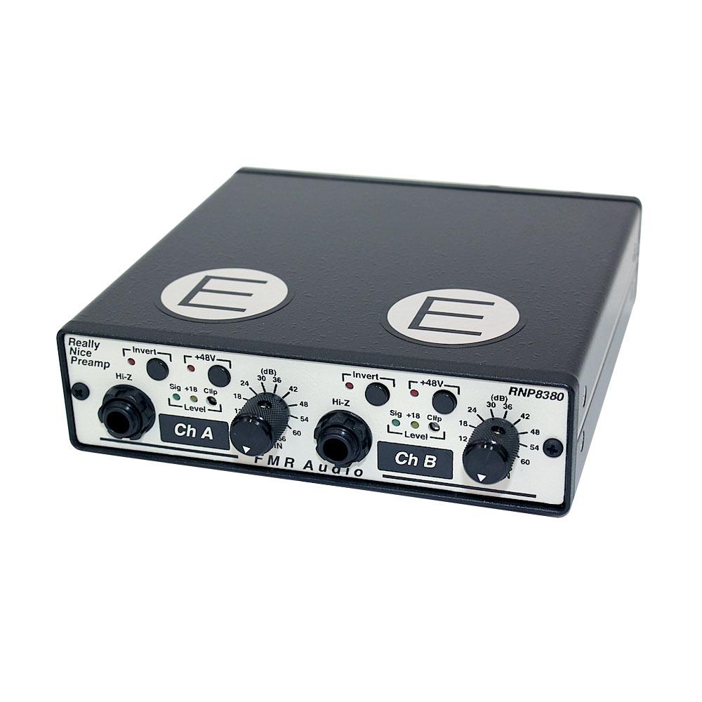 FMR AUDIO RNP8380EE ヘッドアンプ / マイクプリアンプ DI