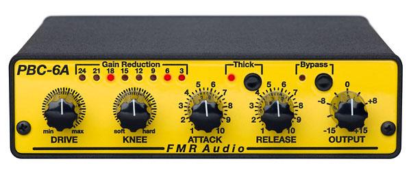 FMR AUDIO PBC-6A モノラル・コンプレッサー