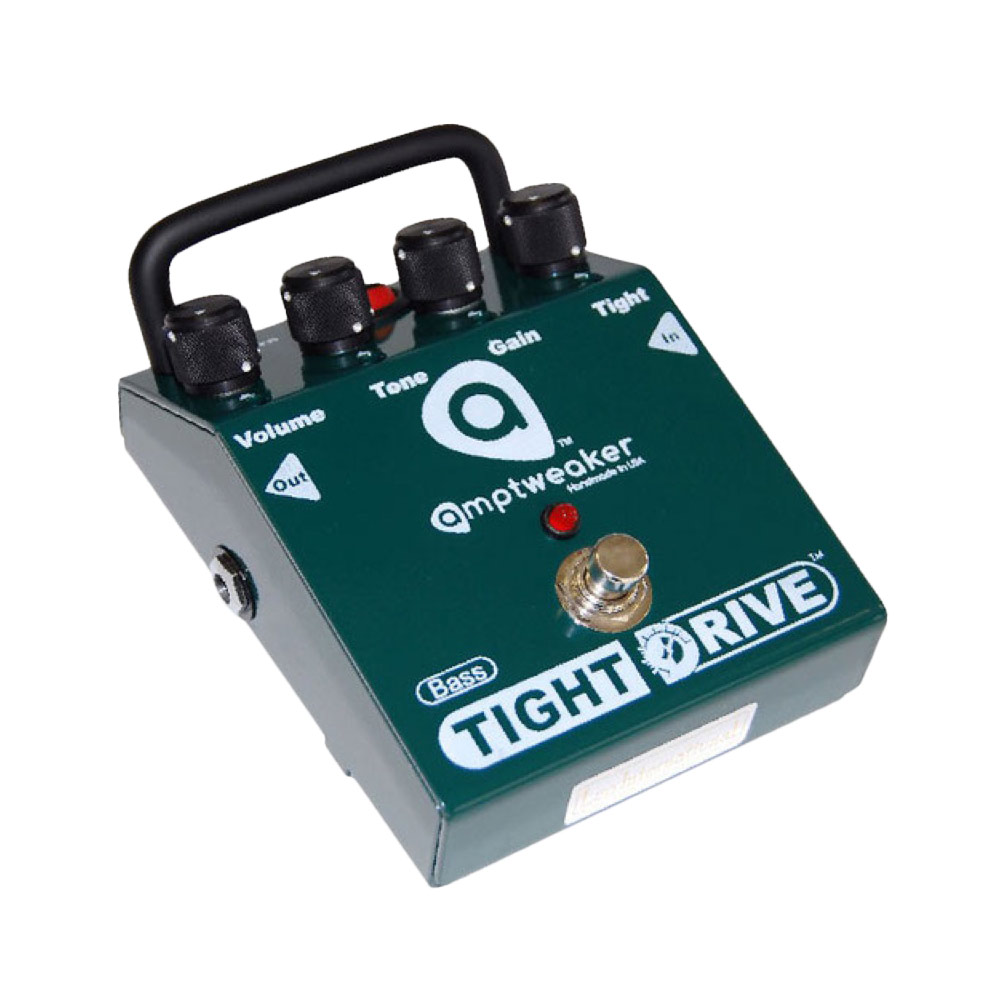 Amptweaker Bass TightDrive ベース用エフェクター