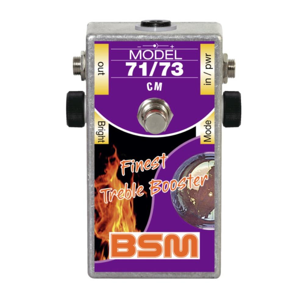 BSM 71/73 CM トレブルブースター