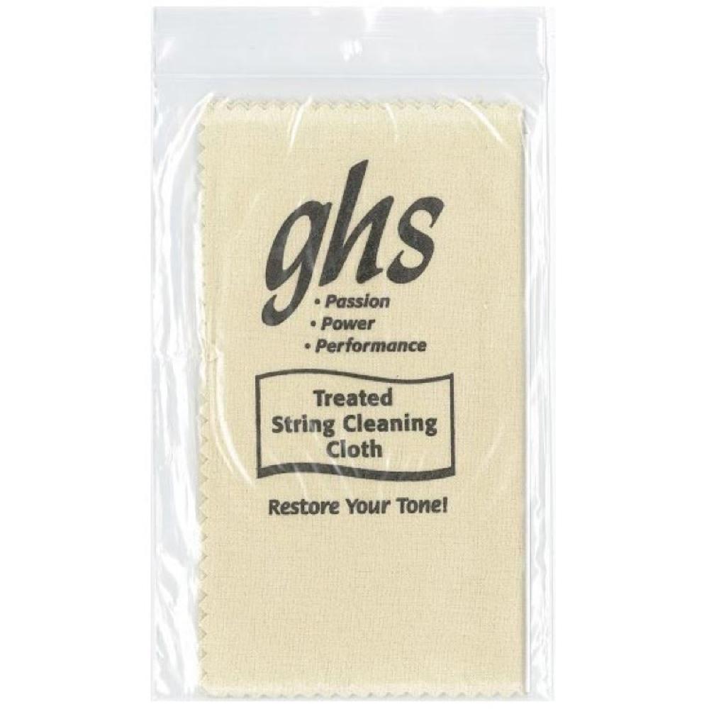 ガス ストリングクリーニングクロス GHS A8 TREATED CLEANING 最安値挑戦 STRING 超激得SALE CLOTH