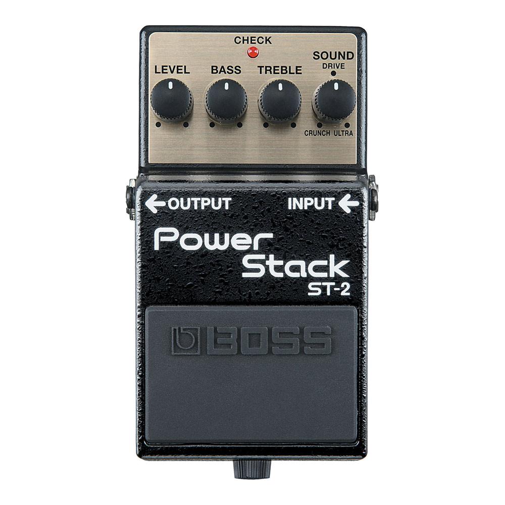 BOSS ST-2 Power Stack パワースタック ギターエフェクター