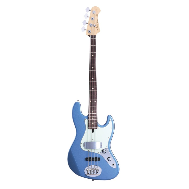LAKLAND SL44-60 Joe Osborn Lake Placid Blue エレキベース