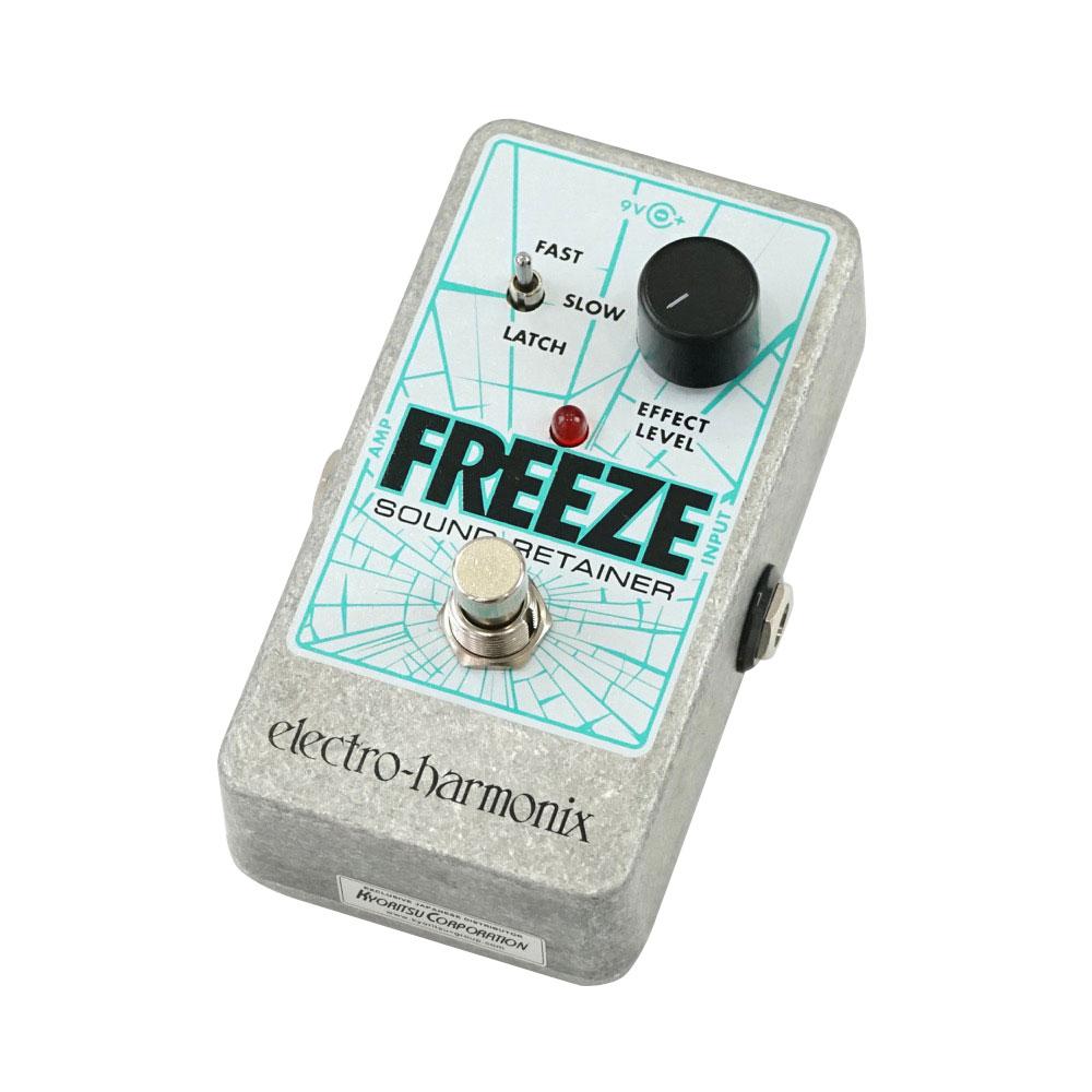ELECTRO-HARMONIX Freeze サウンド・リテイナー 正規輸入品