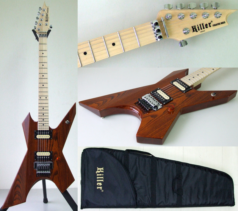 Killer KG-PIRATES MK II ABR エレキギター