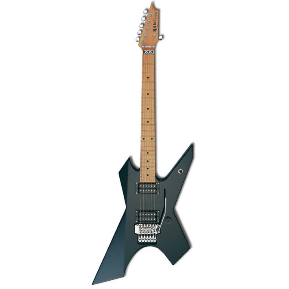 Killer KG-PIRATES MK II BK エレキギター