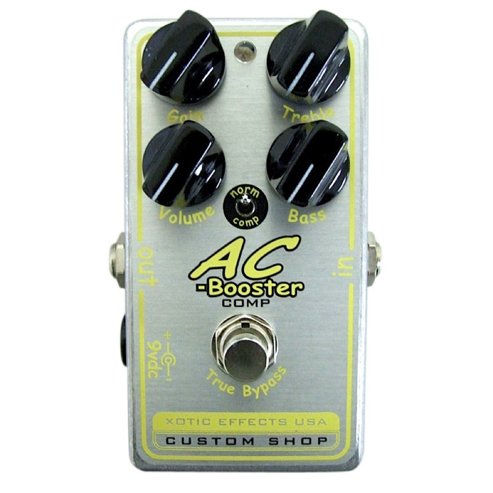Xotic Guitars AC BOOSTER COMP ギターエフェクター
