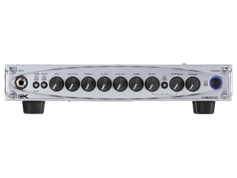 GALLIEN-KRUEGER MB500 Head ベースアンプヘッド