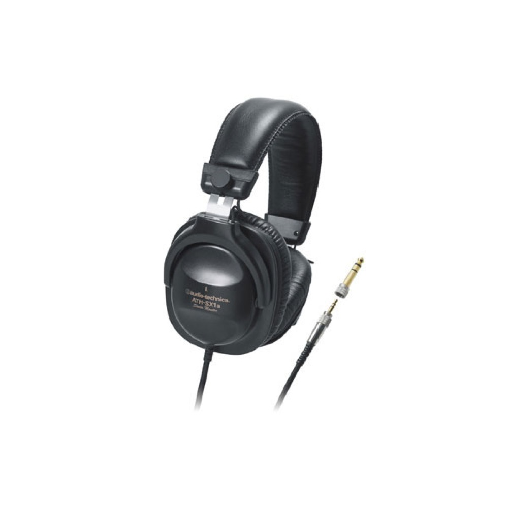 AUDIO-TECHNICA ATH-SX1a モニターヘッドホン