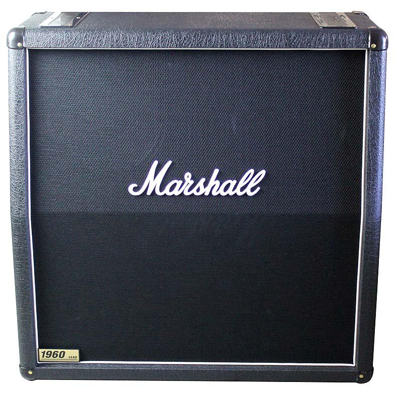 マーシャル ギターアンプ スピーカーキャビネット 300w MARSHALL 1960A スピーカーキャビネット