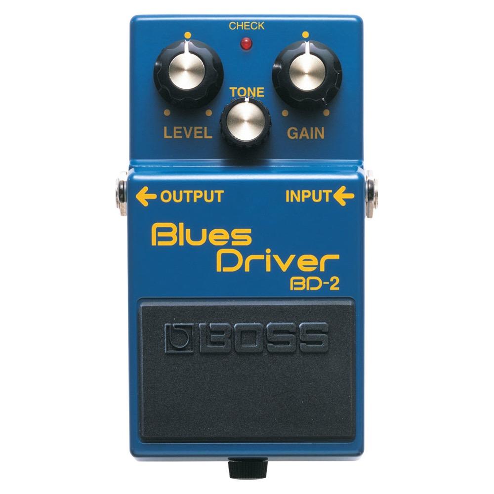 BOSS BD-2 Blues Driver オーバードライブ ギターエフェクター