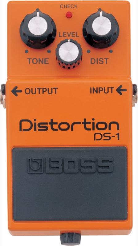 BOSS DS-1 Distortion ディストーション エフェクター