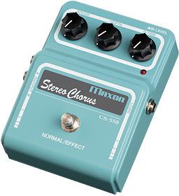 MAXON CS550 ギターエフェクター