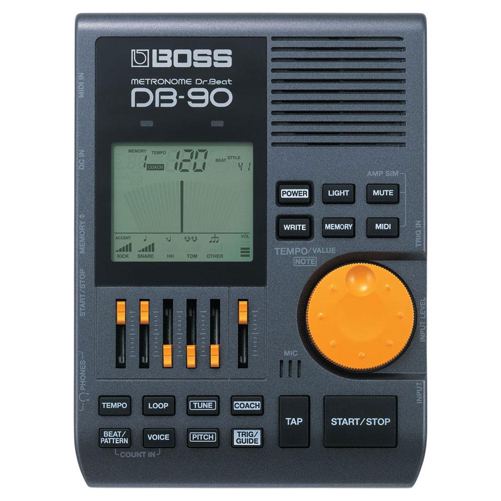 BOSS DB-90 電子メトロノーム