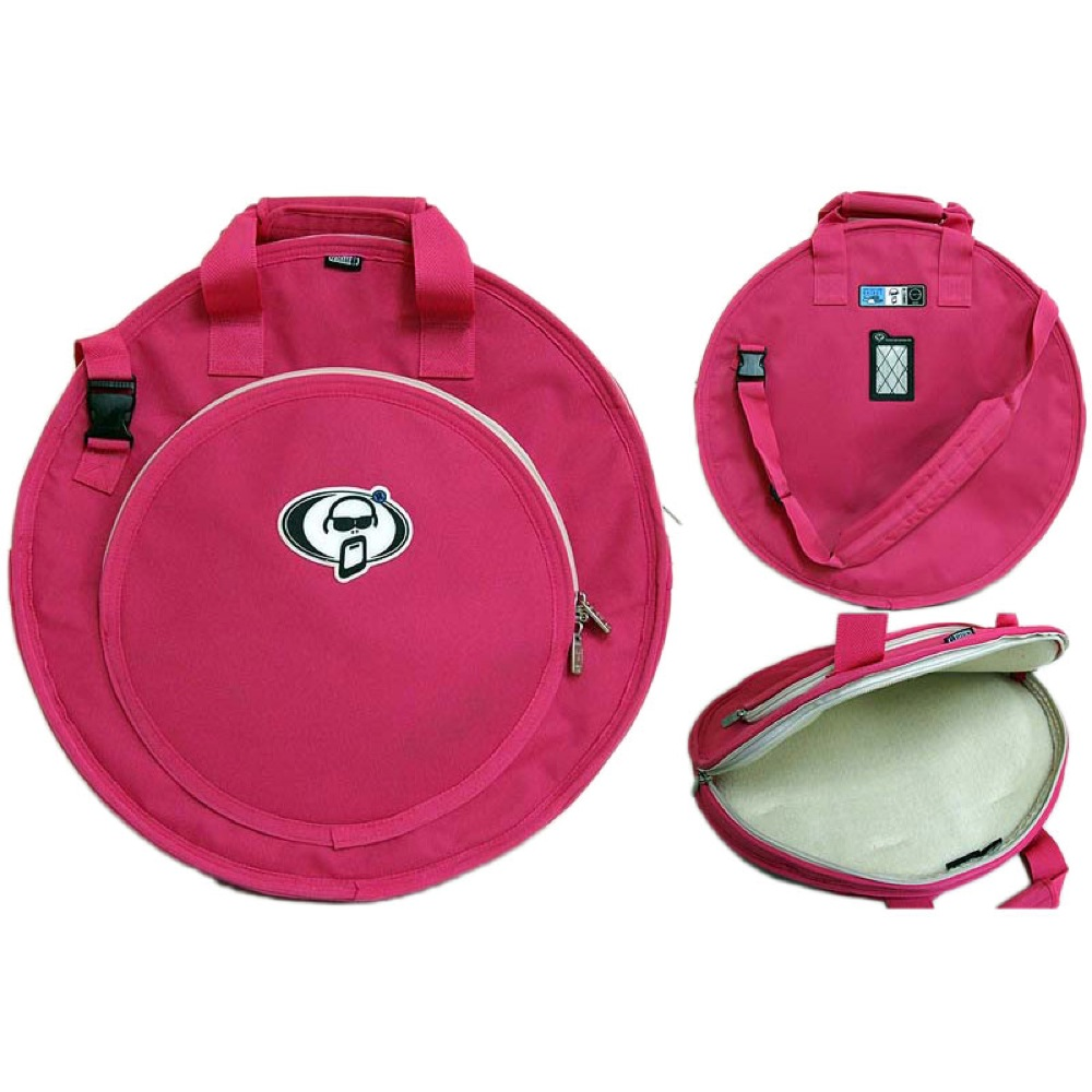 PROTECTION racket 724513-05 PINK シンバルケース