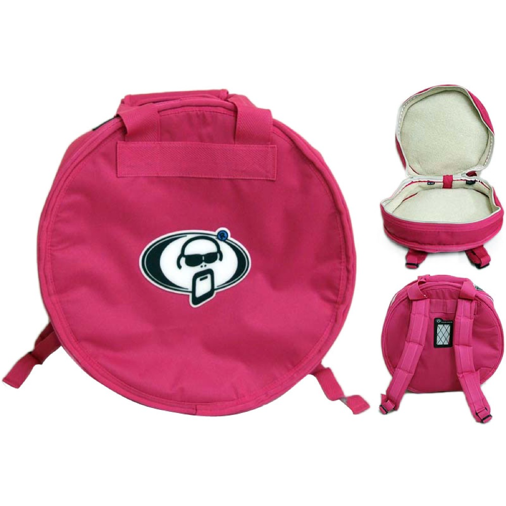 PROTECTION racket 3011R-05 PINK リュックタイプスネアケース