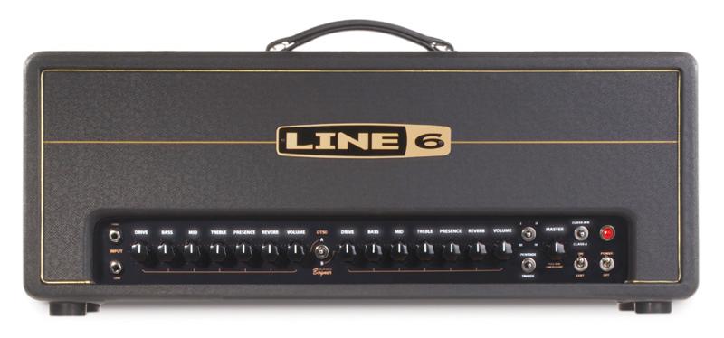 LINE6 DT50 Head 50W ギターアンプヘッド
