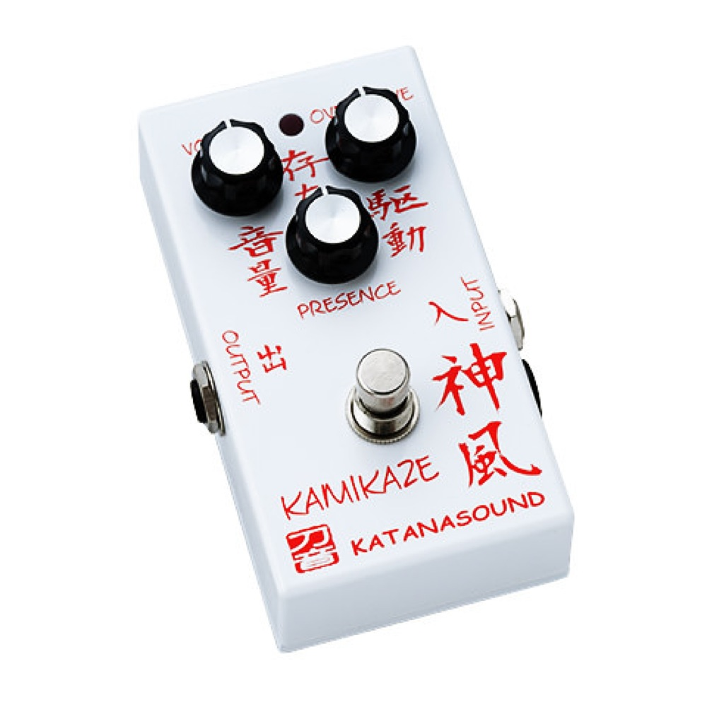 KATANASOUND Kamikaze 神風 ギターエフェクター