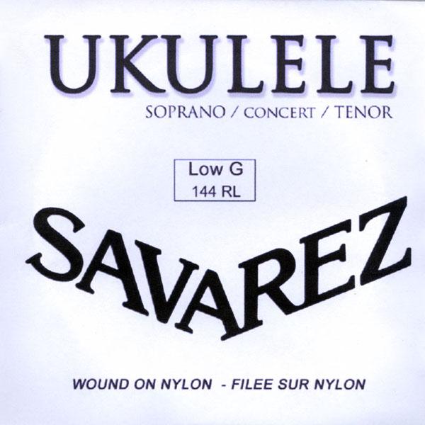 サバレス アリアアンス 同じ素材 販売期間 限定のお得なタイムセール 返品不可 製法で作られたLow-G用巻き弦 ウクレレ SAVAREZ Low-G用巻き弦 144RL