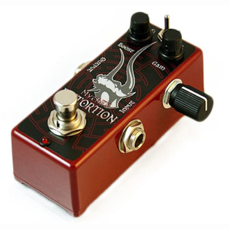 MythFX Minotaur Distortion Pedal ギターエフェクター