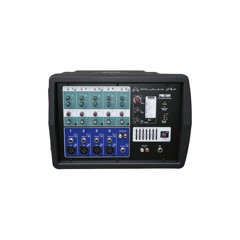 Wharfedale Pro PMX500 パワードミキサー