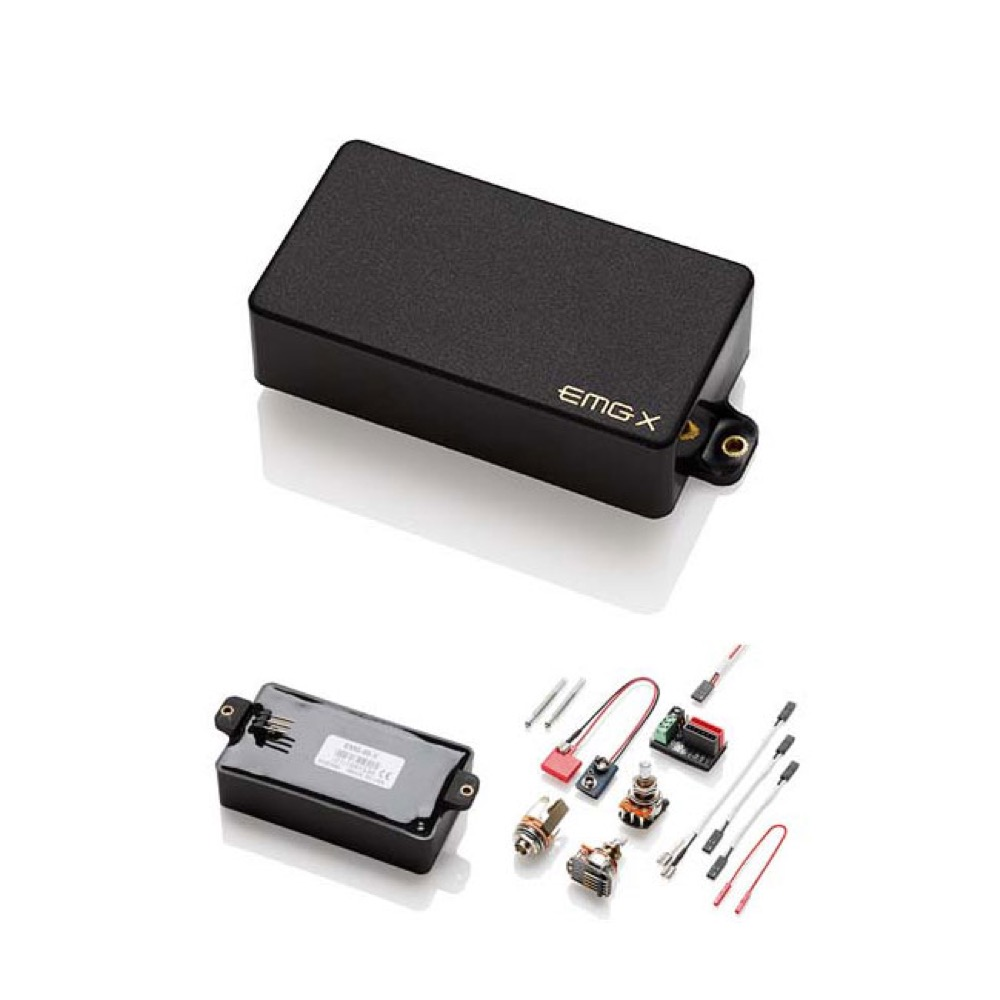 EMG EMG-85X BLACK エレキギター用ピックアップ