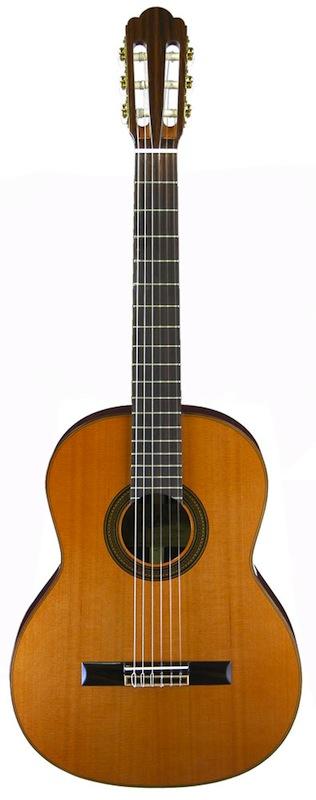 ARIA A-50C-63 クラシックギター ハードケース付き