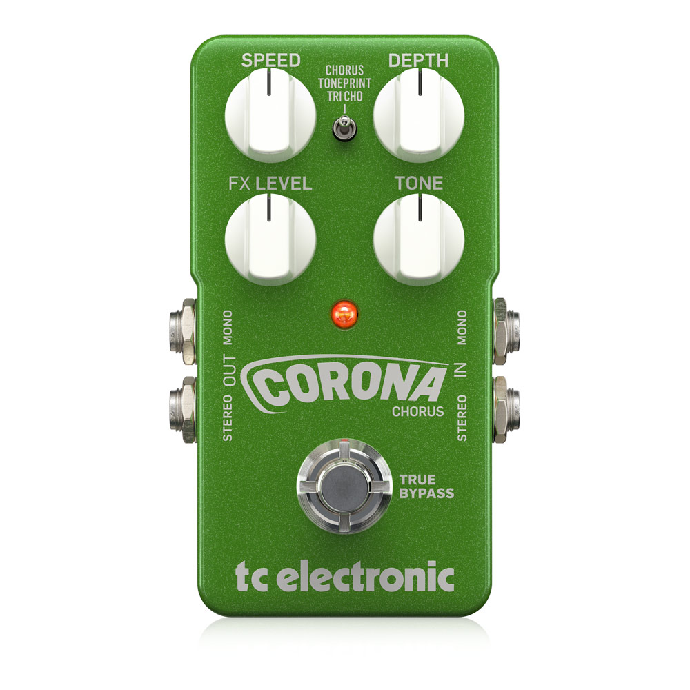 tc electronic Corona Chorus ギターエフェクター
