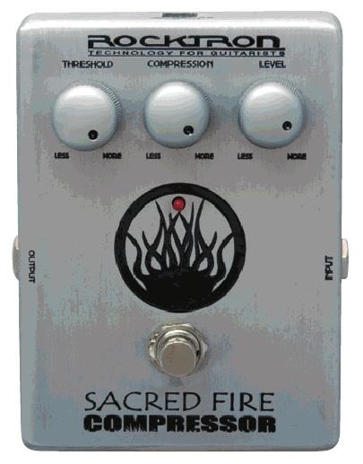 ROCKTRON Sacred Fire Compressor ギターエフェクター