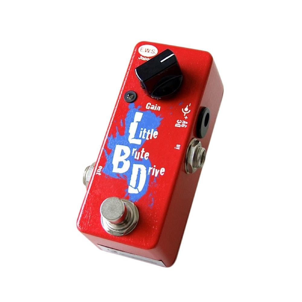 E.W.S. Little Brute Drive ギターエフェクター