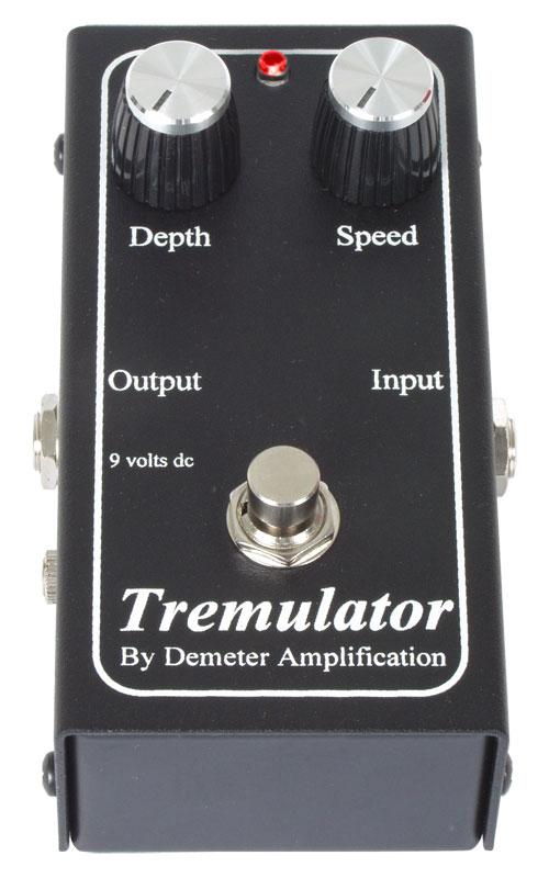 Demeter TRM-1 Tremulator ギターエフェクター