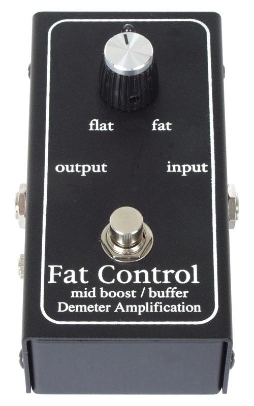 Demeter MB-2B Fat Control + Buffer ギターエフェクター