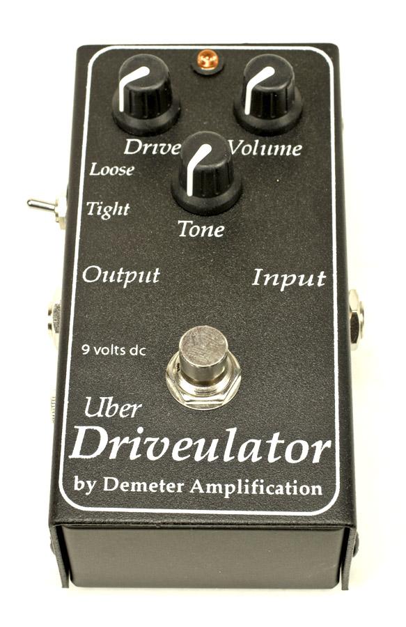 Demeter DRV-2 Uberdrivulator ギターエフェクター