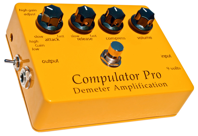 Demeter COMPRO-1 Compulator Pro ギターエフェクター