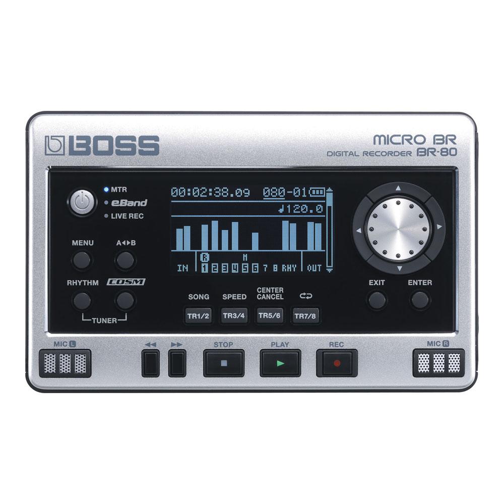 BOSS BR-80 Micro BR コンパクトレコーダー