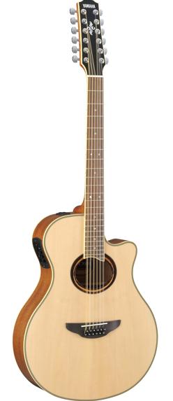 YAMAHA APX700II-12 NT 12弦エレクトリックアコースティックギター
